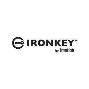 IronKey by Imation logo