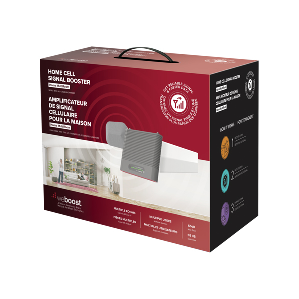 weBoost Home Cell Signal Booster