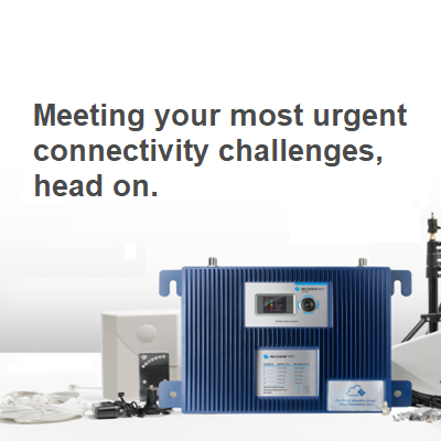 Meeting your most urgent connectivity challenges, head on.